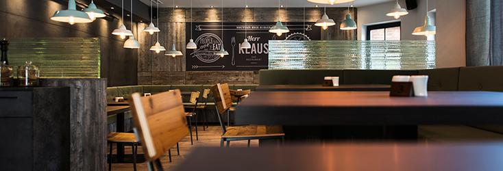 Das Lokal in Neustift - Herr Klaus das Restaurant im Stubaital.